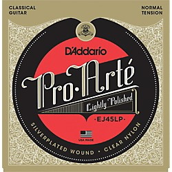 D'Addario EJ45LP Pro-Arte Composites Normal LP Classical Guitar Strings (EJ45LP)