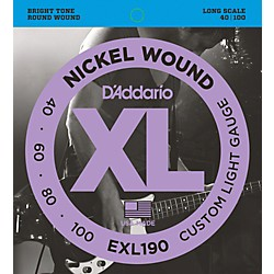 D'Addario EXL190 Strings (EXL190)