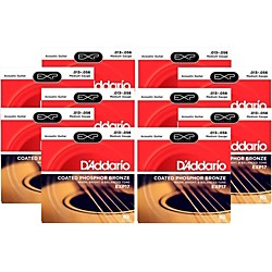 D'Addario EXP17 Acoustic Strings 10 Pack (KIT879029)