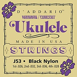 D'Addario J53 Strings (J53)