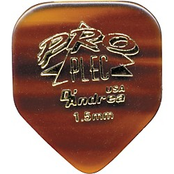 D'Andrea Pro Plec Small Pointed Square Guitar Picks One Dozen (PRO-330)