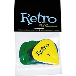 D'Andrea Retro Pick Packet (RETGC12)