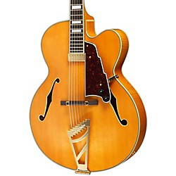 D'Angelico EXL-1 Hollowbody Electric Guitar (USED004000 DAEXL1NAT)