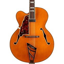 D'Angelico EXL-1 Hollowbody Left Handed Electric Guitar (DAEXL1LEFTYNA)