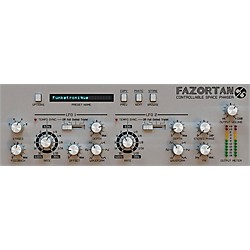 D16 Group Fazortan Controllable Space Phaser Plug-in (VST/AU) Software Download (1035-180)