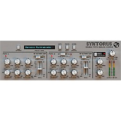 D16 Group Syntorus Double Path Analog Chorus (VST/AU) Software Download (1035-177)