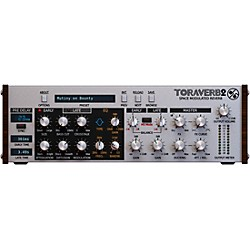 D16 Group Toraverb Space Modulated Reverb (VST/AU) Software Download (1035-178)