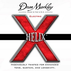 DEAN MARKLEY HELIX HD Electric Guitar Strings (CL) (2512)