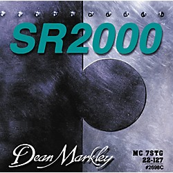 DEAN MARKLEY SR2000 7-String Bass Strings (2698C)