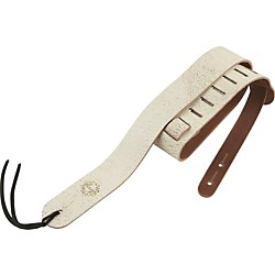 "DIMARZIO 2"" Basic Italian Leather Urban Decay Guitar Strap (DD3243W)"