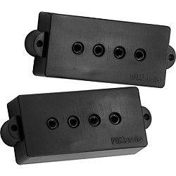 DIMARZIO Model P DP122 Replacement Pickup for Fender P Bass (DP122BK)