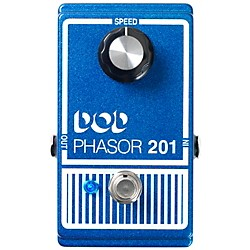 DOD Phasor 201 Analog Phaser/Pitch Shifter Guitar Effects Pedal (USED004000 USM-DOD201-13)