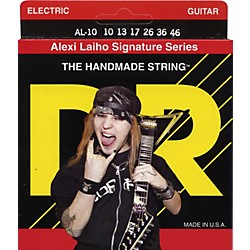 DR Strings Alexi Laiho Signature Electric Guitar Strings - Medium (AL-10)