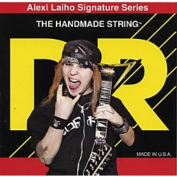 DR Strings Alexi Laiho Signature Guitar Strings - Medium Heavy (SAL-10)