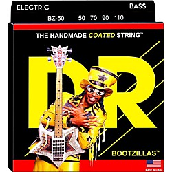 DR Strings BZ-50 Bootzilla Signature Bass Strings (BZ-50)