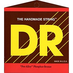 DR Strings HM DR MUSIC PM12 PRE ALLOY PHOS BRZ MED ACOUS STR (PM-12)