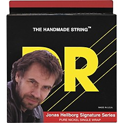 DR Strings Jonas Hellbord Signature 4 String Bass (40-100) (JH-40)