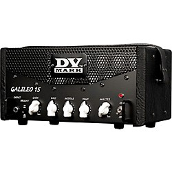 DV Mark Galileo 15 15W Tube Guitar Amp Head (USED004000 130.004)