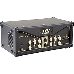 DV Mark Little 40 II 40W All-Tube Guitar Head (DVH130009)