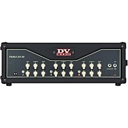 DV Mark Triple 6 III 120W All-Tube Guitar Head (DVH130013)
