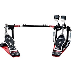 DW 5000 Series TD4 Turbo Drive Double Bass Drum Pedal (DWCP5002TD4)
