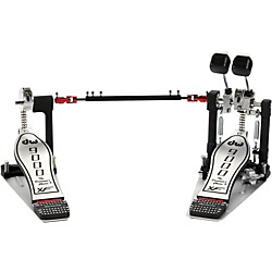 DW 9000 Series Double Bass Drum Pedal with eXtended Footboard (DWCP9002XF)