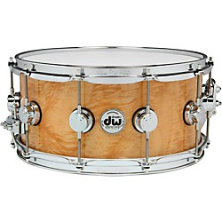 DW Exotic Angel Pearl Lacquer Snare (DREX6514SSN494)
