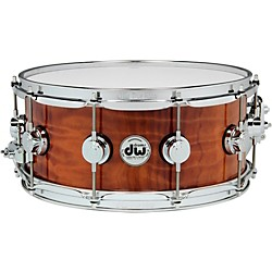 DW Exotic Redwood Stump Lacquer Snare (DREX5514SSC495)