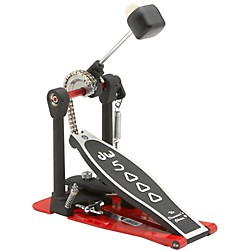 DW Heel-Less Bass Drum Single Pedal w/ Bag (DWCP5000ADH)