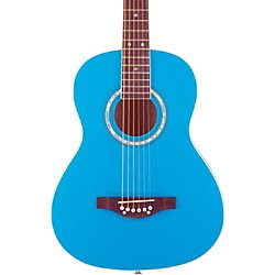 Daisy Rock Debutante Junior Miss Short Scale Acoustic Guitar (USED004000 14-7402)
