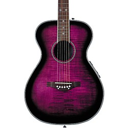 Daisy Rock Pixie Acoustic/Electric Guitar Left-Handed (USED004000 146222L)