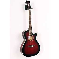 Daisy Rock Wildwood Artist Deluxe Acoustic-Electric Guitar (USED005007 14-6277)