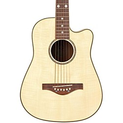 Daisy Rock Wildwood Short Scale Acoustic Guitar (USED004000 14-6261)