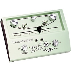 Danelectro Reel Echo Tape Simulator Pedal (USED004000 DTE-1)