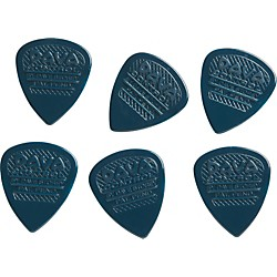 Dava Control Pick Nylon Medium 6-Pack (0608)