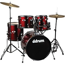 Ddrum D120B 5-Piece Drum Set (D120BR)