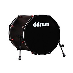 Ddrum Hybrid Bass Drum (HY20X20BD BLK)