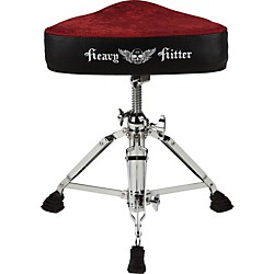 Ddrum Red Velvet Motorcycle Drum Throne (DRXTVR999)