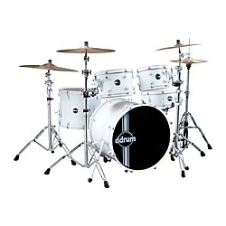 Ddrum Reflex 5-Piece Shell Pack (REFLEX WHIT 22 5-PC-KIT)