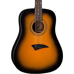 Dean AXS Dread Spruce Top Acoustic Guitar (AX D TSBS)