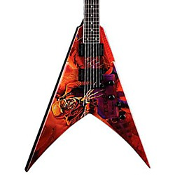 Dean Dave Mustaine VMNT Peace Sells Electric Guitar (USED004000 VMNT PS)