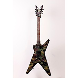 Dean Dimebag Dime Camo ML Electric Guitar (USED005006 DB CAMO)