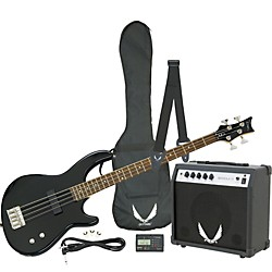 Dean Edge 09 Bass and Amp Pack (E09 MRD PK USED)