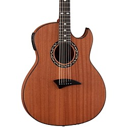 Dean Exhibition thin Body Acoustic-Electric Guitar w/Aphex (USED004000 EX SN)
