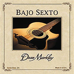 Dean Markley 2095 Bajo Sexto Acoustic Guitar Strings (2095)