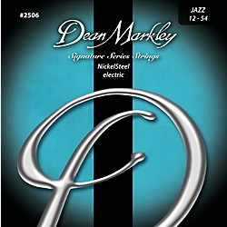 Dean Markley 2506 Jazz NickelSteel Electric Guitar Strings (2506)