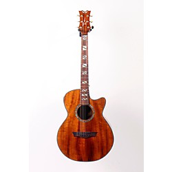 Dean Performer Koa Acoustic-Electric Guitar with Aphex (USED005018 pe koa)