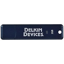 Delkin USB FLASH DRIVE (DDPOCKET2.0-2GB)