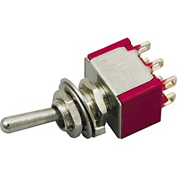 DiMarzio 2-Position DPDT Mini Switch (EP1106)