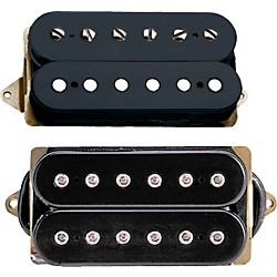 DiMarzio Classic Rock Humbucker Set (PS103.100FBK)